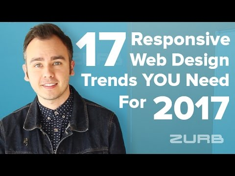 17 Responsive Web Design Trends You NEED To Know In 2017