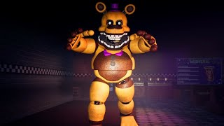 FREDBEARS DINER HAS NEVER BEEN THIS TERRIFYING... | FNAF Five Nights at Fredbears 3