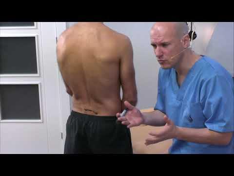 Césped tratado con cáncer de próstata