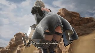 What kind of win-pose is this? (2B DLC Gameplay) | SOULCALIBUR VI (PS4)