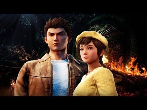SHENMUE 3 All Cutscenes (Game Movie) 1080p HD
