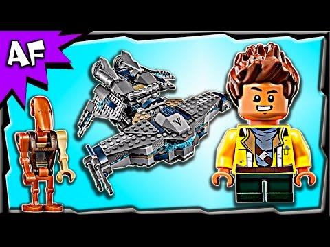 Vidéo LEGO Star Wars 75147 : StarScavenger