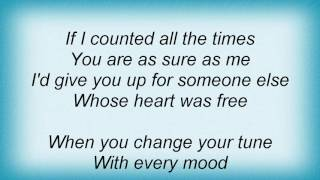 Basia - Freeze Thaw Lyrics