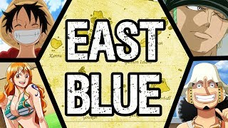 The East Blue - One Piece Discussion (Geography Is Everything)