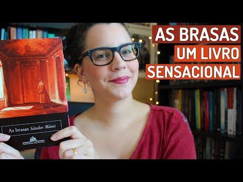 AS BRASAS, de Sándor Márai (já virou favorito) | BOOK ADDICT