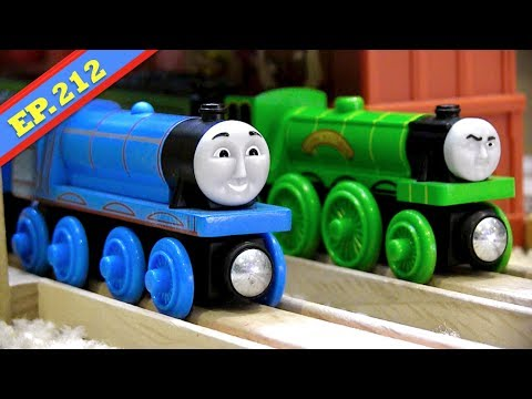 Flash Gordon | Thomas & Friends Wooden Railway Adventures | Episode 212