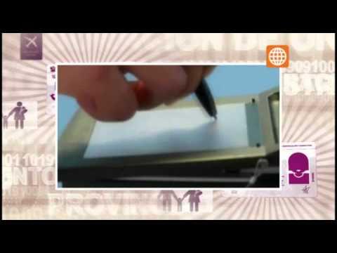TEC- Conoce las ventajas del DNI electrónico- 08/09/13