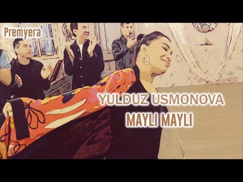 Premyera! Yulduz Usmonova-Mayli mayli(2021)