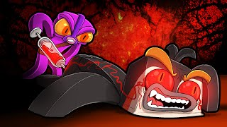 Global PLAGUE Infects ATLANTIS CRAFT! (Minecraft)