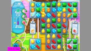 Candy Crush Soda Saga Level 485 NEW No Boosters