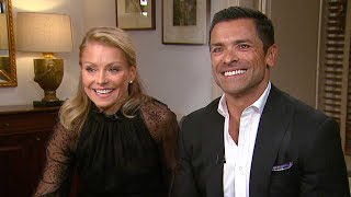 Mark Consuelos Says He Tried To Catch Kelly Ripa CHEATING On Him