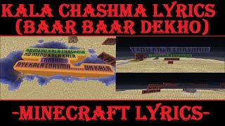 Descargar MP3 de Kala Chashma Lyrics Baar Baar Dekho gratis