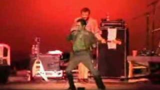 Cherry Poppin' Daddies 8/2/02 - Dr. Bones (Part 1 of 24)