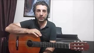 Gitara Başlangıç Ders 12-Hatırla Sevgili
