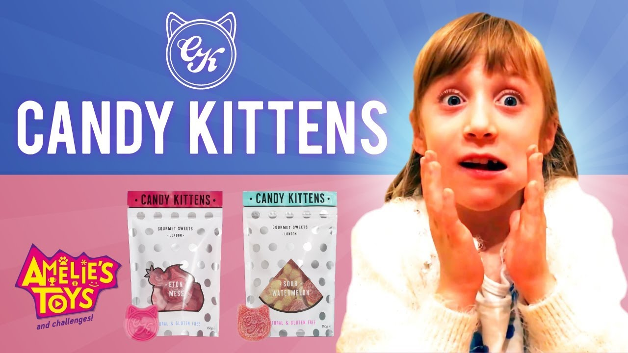 Candy Kittens ???? Eton Mess & Sour Watermelon ???? Sweetie Review ????