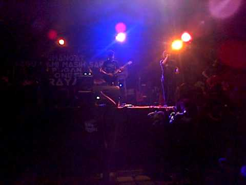 Arterial black - Intro - Bring Hatred WMS fest at Lap. Merdeka Bone 6 Des 2012.MP4