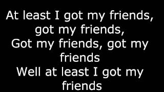 Aura Dione - Friends Lyric