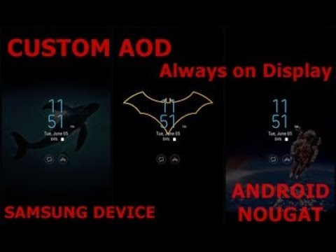 Customize Samsung Galaxy S8/ S7/ Note 8 With Amazing