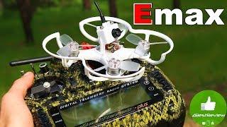 ✔ EMAX Babyhawk 85 Полеты и Вывод по Квадрокоптеру! Gearbest!
