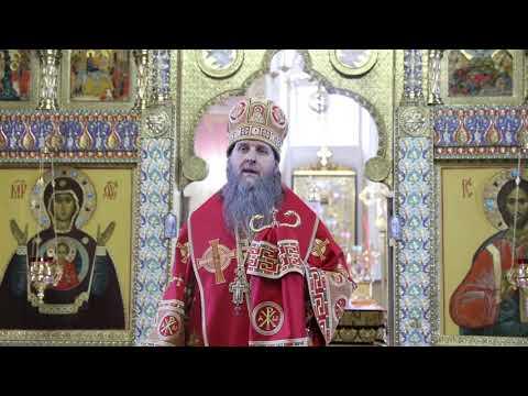 Митрополит Даниил в День Победы и Антипасху совершил раннюю Литургию и панихиду