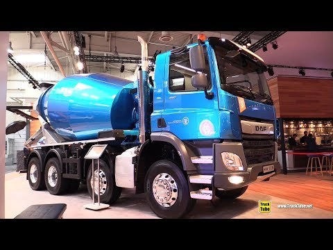 2019 DAF CF Hybrid Tractor - Exterior and Interior