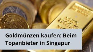 Wo kaufen Sie BTC in Singapur?