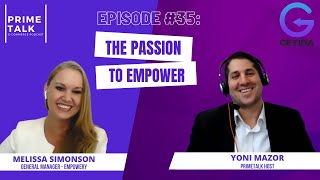 Melissa Simonson | The Passion to Empower Amazon Sellers