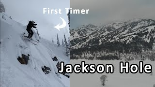 Visit To Jackson Hole - First Impressions Of An Expert-Level Skier