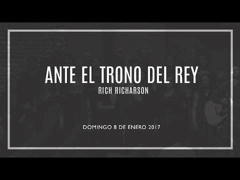 Ante El Trono Del Rey