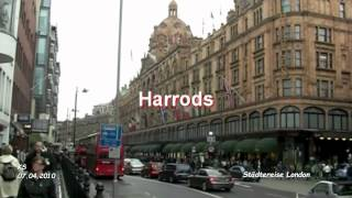 preview picture of video 'Harrods - London'