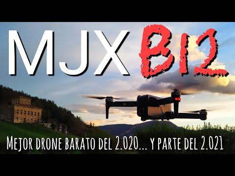 MJX B12: EL MEJOR DRONE BARATO DEL 2.020 Y PARTE DEL 2021...