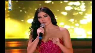 Stephanie Keyrouz Miss Lebanon 2014 Finals