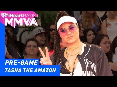 Tasha the Amazon Wins Best Hip Hop | 2017 iHeartRadio MMVAS
