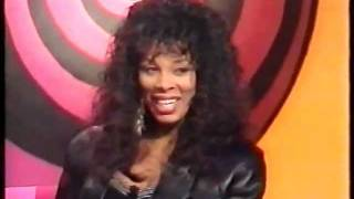 Donna Summer - The Word (Interview & Performance 1991)
