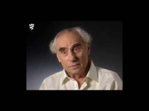 Walter Zvi Bacharach et Uri ben Ari, rescapés de la Shoah, évoquent l'Allemagne des années 1930