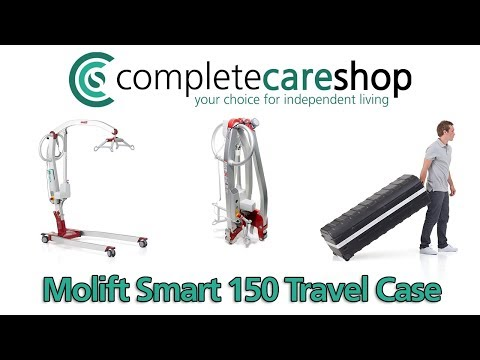 How To Store Your Molift Smart 150 In The Travel Case