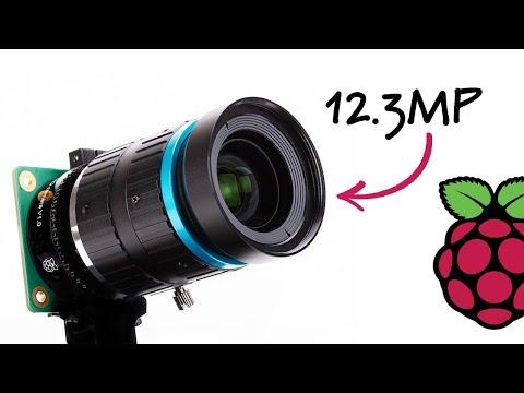 Raspberry Pi High Quality Camera (Kamera)