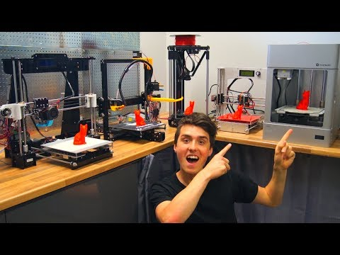 Why This Is the Best 3D Printer - Comparing ALL My Printers!!!