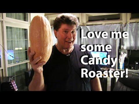 , title : 'Candy Roaster - Way Better Than Pumpkin!