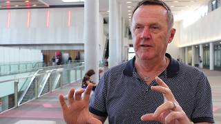 Frank Howarth's vision for museums and galleries