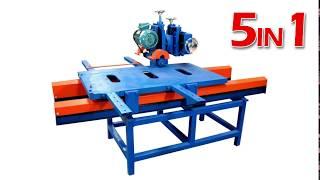 Multi Functional Ceramic Tile Cutting Machine