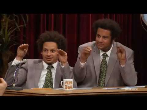 The Eric Andre Show: James Van Der Beek
