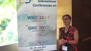 Prof. Marilynne Kirshbaum at GHC Conference 2017 by GSTF Singapore