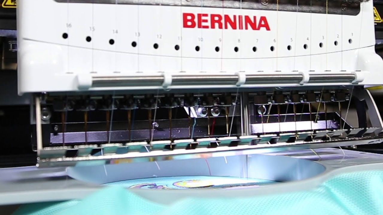 BERNINA E 16 - The Perfect Partner for Home, Studio or Business