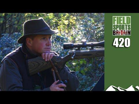 Fieldsports Britain – Roy's Munty Double