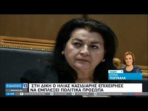 Δίκη Χρυσής Αυγής   Η Εισαγγελέας υπεραμύνθηκε της πρότασής της για αναστολή   21/10/2020   ΕΡΤ