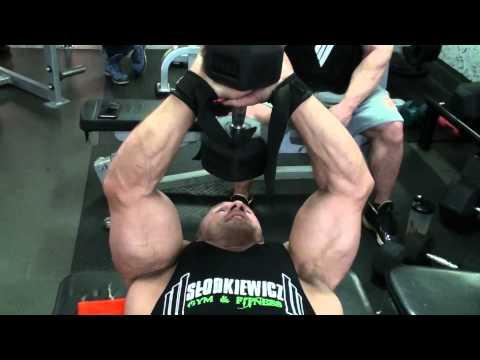 Możliwości szkolenia dla wszystkich grup mięśniowych