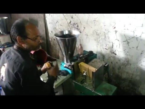 Soham 70 Automatic Incense Stick Making Machine