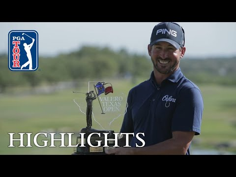 valero 2018 final highlights