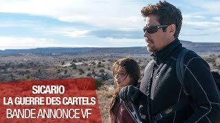Trailer of Sicario : La Guerre des cartels (2018)